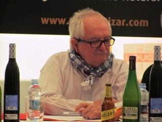 Top chef Juan Mari Arzak on the panel to judge the best txistorra_basquecountrywalks