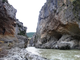The narrowest part of the gorge_basquecountrywalks