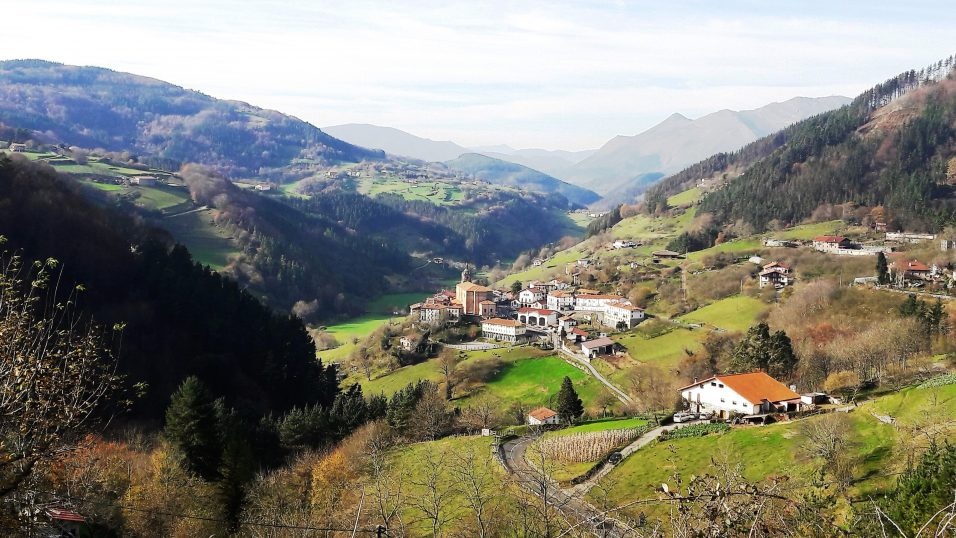 Basque Country Walks - walking/hiking the Basque Country