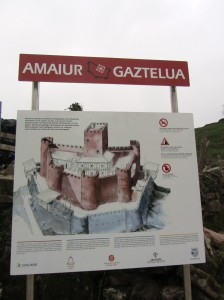 Day_5_Amaiur_castle